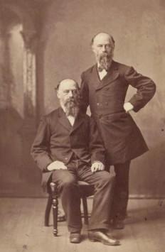 Cyrus and Darius Cobb