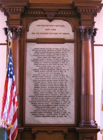 Lancaster tablet