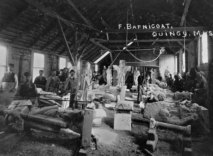 Barnicoat workshop